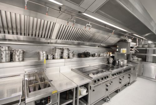 Commercial Kitchen Deep Cleaning – JaniClean